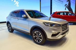 汉腾全新SUV车型谍照曝光 搭1.5T发动机