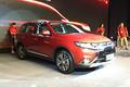 广汽三菱欧蓝德正式发布 预售16-24万元
