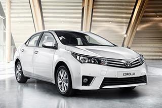 卡罗拉推首款涡轮增压车型 9月28日上市
