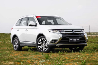 广汽三菱8月销量大涨 新7座SUV即将上市-欧蓝德 对比评测 欧蓝德 对高清图片