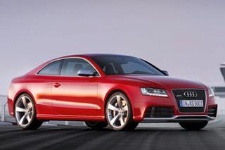奥迪全新RS5车重降低 换搭新3.0T发动机