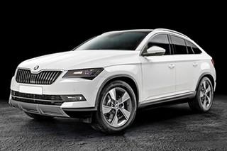 斯柯达将推轿跑版SUV 专为中国市场打造