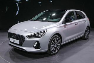 现代全新i30车身尺寸增加 明年年初上市
