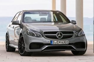 """奔驰全新一代E63 AMG 将增""""漂移""""模式"""