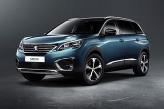 东风标致SUV将增至4款 国产5008明年上市-新3008增两款入门车型 售高清图片