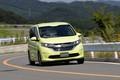 本田飞度MPV版上市 累计订单超2.7万台