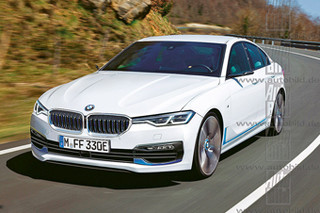 宝马将推新一代3系 有望衍生纯电动车型