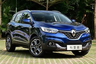 东风雷诺国产车阵容扩充 首车月销破4千
