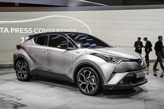 丰田新C-HR或明年上市 百公里油耗3.8升