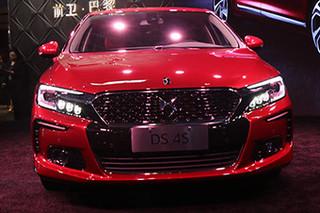 DS全新两厢车正式上市 售14.99-22.99万