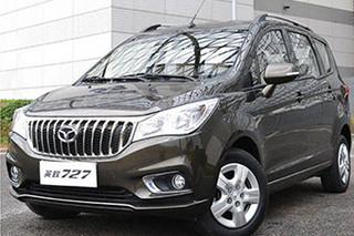 英致新7座MPV-正式上市 售价4.98-5.78万