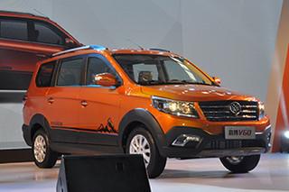 福汽启腾V60正式上市 售价5.69-6.69万元