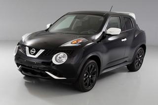 洛杉矶车展将至 日产Juke黑色特别版在列