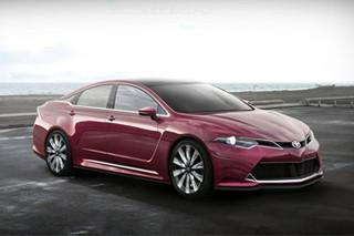 广汽丰田投产新一代凯美瑞 明年年底上市