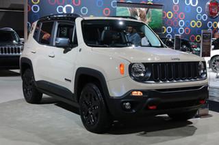 """2016洛杉矶车展:Jeep自由侠""""沙漠鹰"""""""