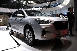 哈弗全新SUV动力曝光 配备双离合变速箱