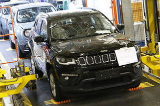 观广汽菲克Jeep工厂 了解指南者的秘密