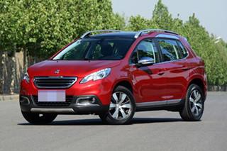 2014款标致2008车型优惠 最高直降1.2万-标致2008对比评测 标致2008图片