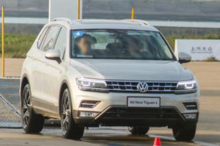 途观L于1月18日上市 先期推3动力共7款车