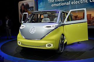 大众发布第二款I.D.概念车 首搭自动驾驶