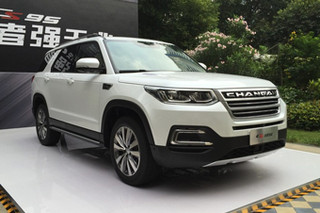 长安旗舰SUV于3月上市 尺寸/动力超传祺GS8