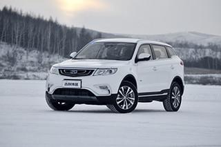 吉利1月销量破10万辆 年内多款新车将上市