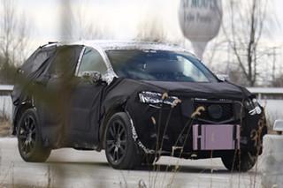 新一代讴歌RDX谍照曝光 车身尺寸增加