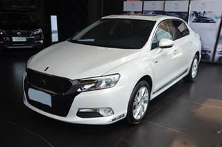 2016款DS 5LS限时促销 购车优惠达3万元
