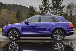 宾利将推全新SUV车型 或采用纯电动系统