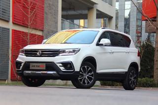 东风风行景逸X5增1.5T车型 于上半年发布