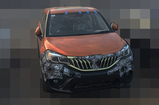 中华全新小型SUV年内上市 轴距超哈弗H2