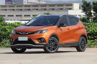 2016款东南DX3促销 购车优惠0.02万元