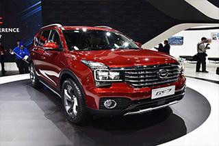 广汽传祺GS7增1.8T引擎 综合油耗8.4升