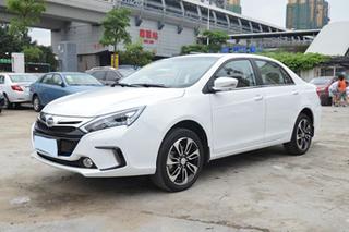 2017款比亚迪秦限时促销 购车直降2.4万