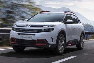 东风雪铁龙全新SUV定名天逸 下半年上市