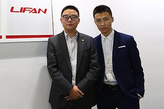 力帆杨彬:轩朗和X80一同发力产品大年
