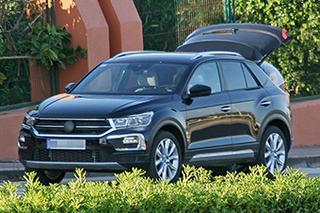 大众新SUV基于高尔夫打造 9月正式发布