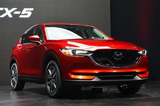 推首款7座车型 长安马自达新CX-5将上市