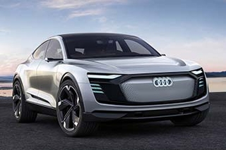 奥迪将推两款纯电动SUV 未来均有望引入
