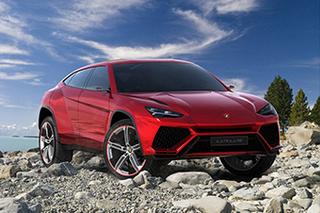 兰博基尼新SUV年底发布 明年下半年上市