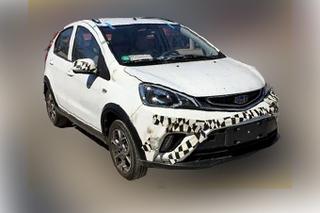 吉利新电动车下半年上市 竞争北汽EC180