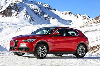 阿尔法·罗密欧首款SUV 6月3日在华上市