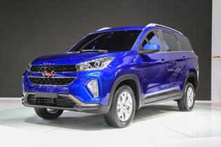 五菱宏光首款SUV于7月上市 搭1.5升引擎