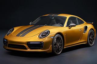 限量版911 Turbo S开始预订 335.8万起