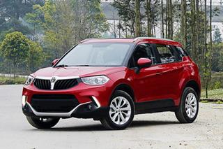 中华新款小型SUV实车曝光 将于年内上市
