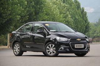 雪佛兰将推全新小型车 搭多种动力系统