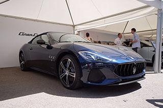 玛莎拉蒂新款跑车系列 于古德伍德亮相