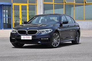时不我待 创享未来 全新BMW5系登陆羊城