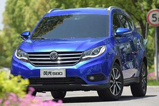 东风风光打造3大平台 将推多款S系列SUV