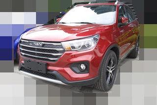 力帆全新紧凑SUV实车曝光 将于年内上市